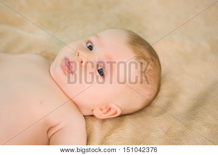 Small Boy Baby