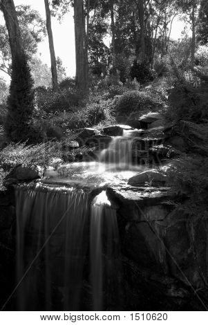 Waterfall In Western Australia