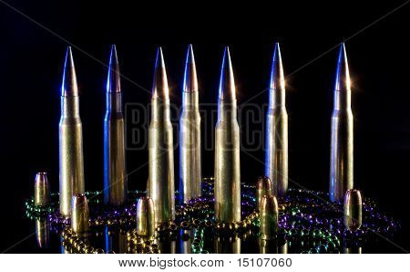 Fifty Caliber Ammo