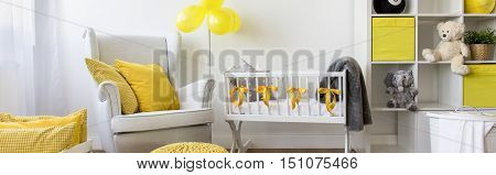 Baby Girl Room Idea