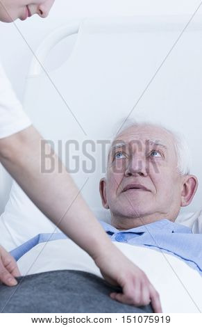 Elder Patient During The Hospitalization