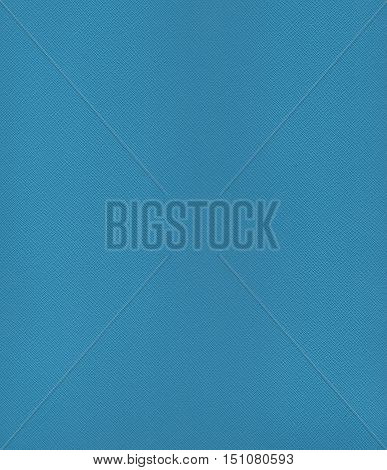 Sky blue color leatherette texture background with rough skin