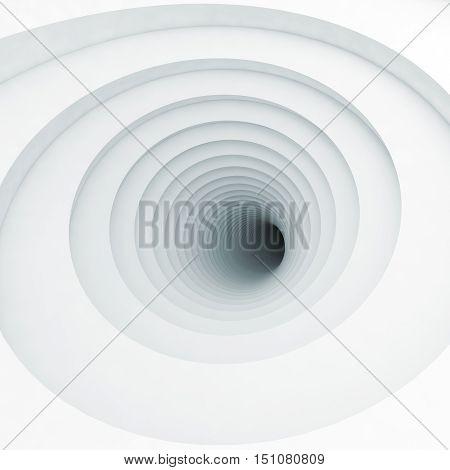 Abstract Vortex Digital Background