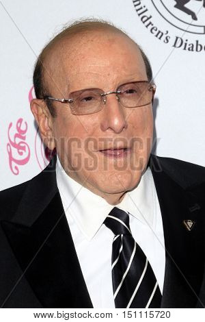 LOS ANGELES - OCT 8:  Clive Davis at the 2016 Carousel Of Hope Ball at the Beverly Hilton Hotel on October 8, 2016 in Beverly Hills, CA