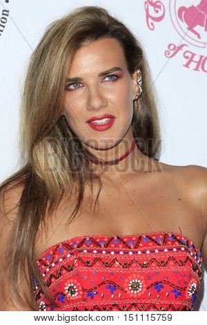 LOS ANGELES - OCT 8:  Natalie Burn at the 2016 Carousel Of Hope Ball at the Beverly Hilton Hotel on October 8, 2016 in Beverly Hills, CA