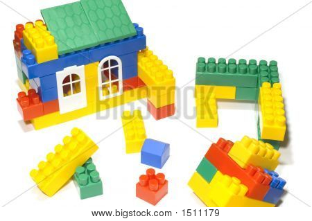 Casa de Meccano