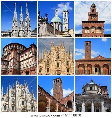 Impressions Of Milan
