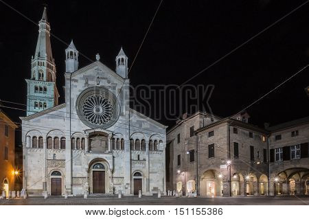 Metropolitan Cathedral of Saint Mary of the Assumption and San Geminiano