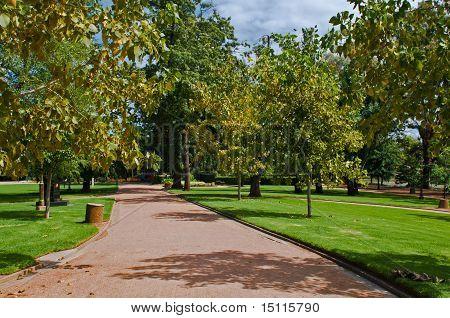 Botanical Gardens In Wagga Wagga Australia