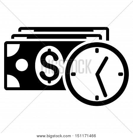 Credit icon. Glyph style is flat iconic symbol with rounded angles, black color, white background.