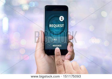 Messaging Communication Notification Alert Reminder On Messaging