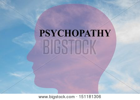 Psychopathy - Mental Concept