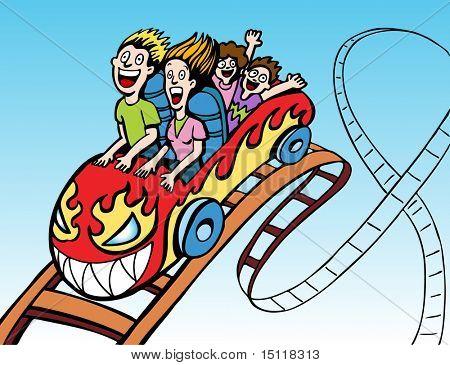 coaster family