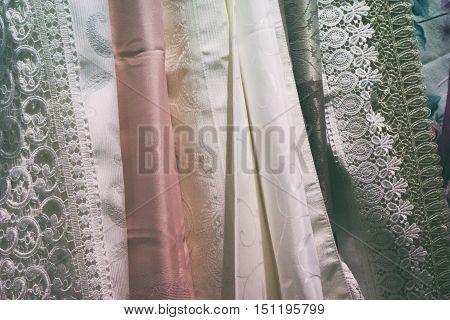 Satin Fabric, Pastel Colors, Silk Fabric, Fabric Texture