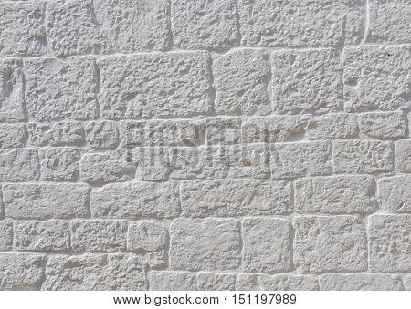 stone wall of house indoors, interior, masonry,