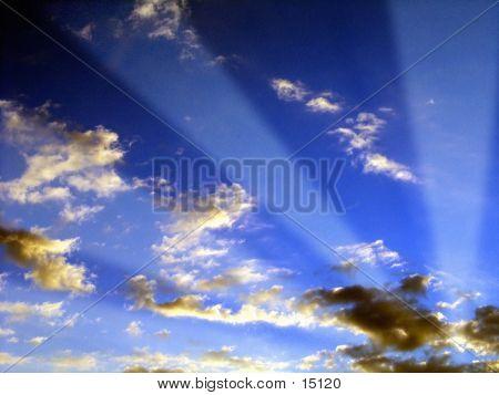 Sonnenstrahlen 3