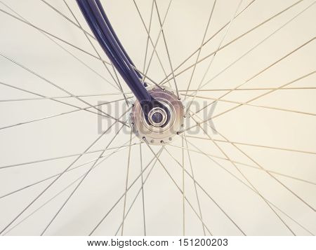 Bicycle Wheel Spoke Bicycle parts details black and white