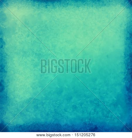 Abstract digital watercolor painted background with subtle delicate grunge texture