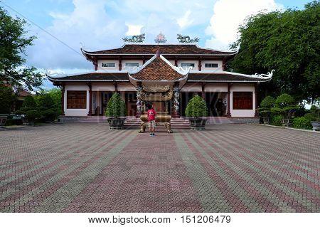 Quang Trung Museum, Binh Dinh
