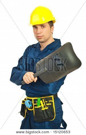 Welder Man