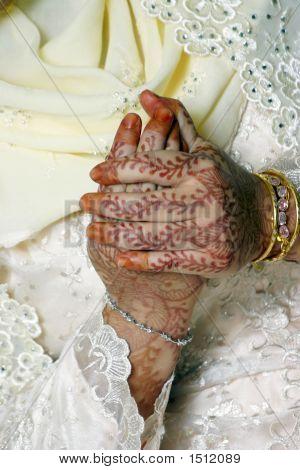 Bride Pray