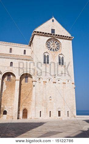 Cathedral. Trani. Apulia.