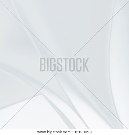 Abstract Image Of Paper Shapes