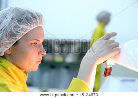 Lab Technician - Quality Control