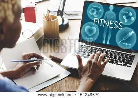 Health Well being Wellness Vitality Health care Concept