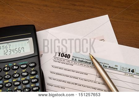 1040 images stock photos illustrations bigstock for 1040 tax table calculator