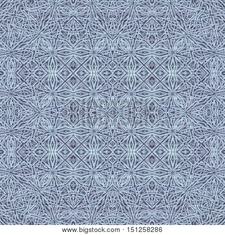 Oriental Geometric Interlace Seamless Pattern