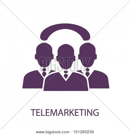 telemarketing icon