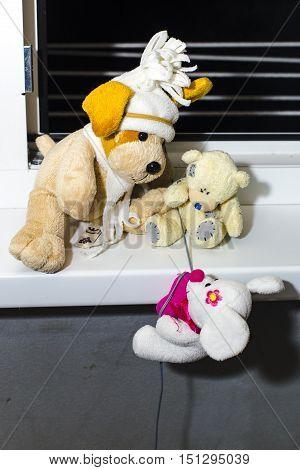 Plush Toys Escape