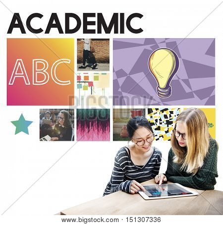 Academic Casual Academic Concept
