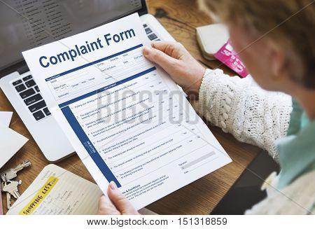 Document Form Concept