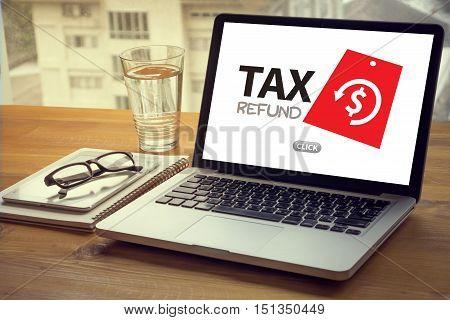 Tax Refund And Refund Tax Refund Fine Duty Taxation