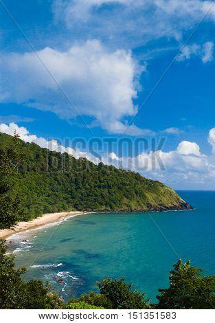 Sunshine Coast Hideaway Scene