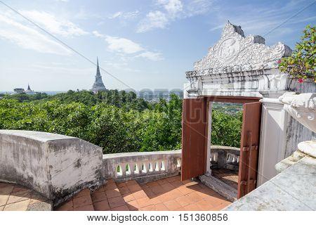 Phra Nakhon Khiri (Khao Wang) is a historical park in Phetchaburi Thailand