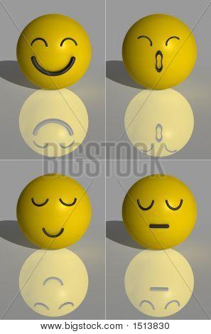 Smilies3D_2_Final_Bigstockphoto