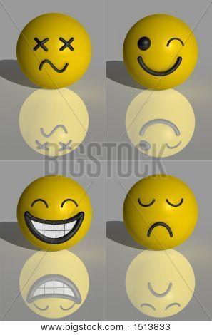 Smilies3D_5_Final_Bigstockphoto