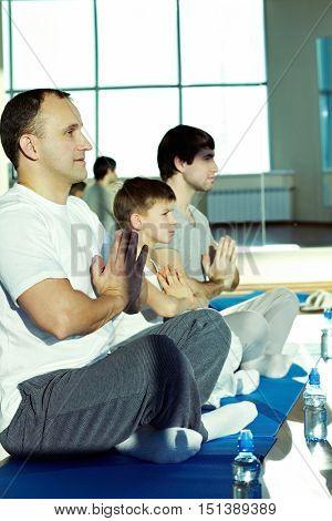 Male yogis