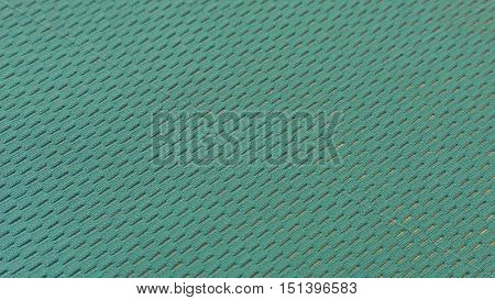 Macro from textile material used to fabric clothes