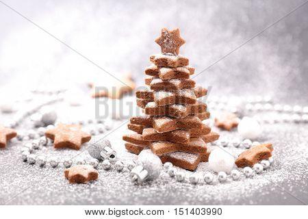 christmas cookie tree