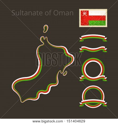 Colors Of Oman