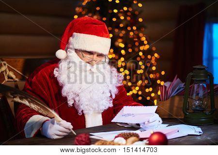 Wishlists to Santa