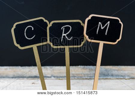 Business Message Crm Customer Relationship Management