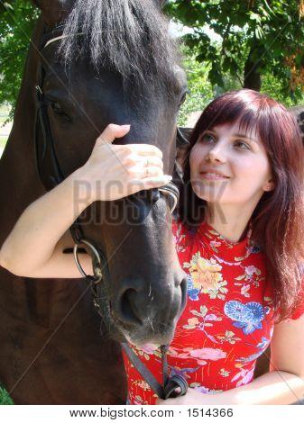 Equestrian Girl 4