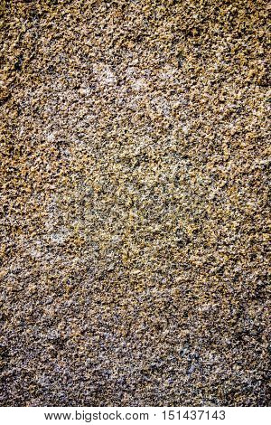 Brown grungy wall Sandstone surface background