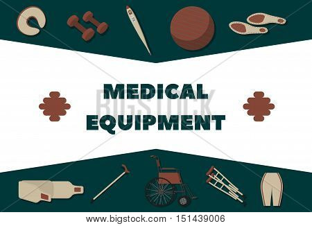 medical equipment for rehabilitation recovery and health promotion