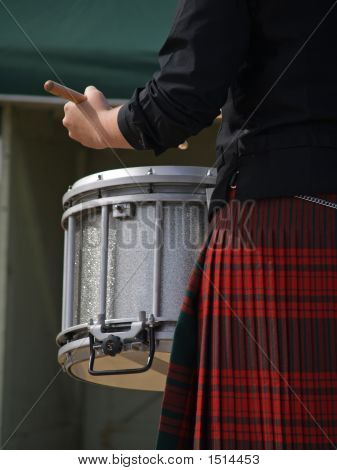 Drummers Hand